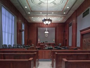 law court