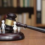The court and the rights of the children.T. Sydney Family Law concept